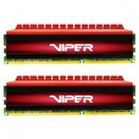Patriot PV416G320C6K Viper 4 Series DIMM Kit 16GB (2 x 8GB), DDR4 3200MHz, 15-15-15-36, 1.35V]